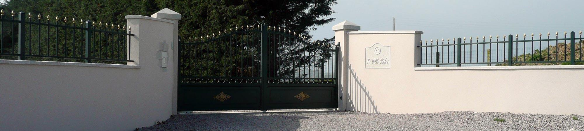 Pose De Cloture Ille Et Vilaine menuiseries extérieures | fenêtre porte volet portail